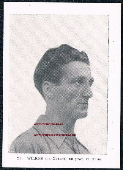 late 1940's  ex Xerxes Dutch Wilkes